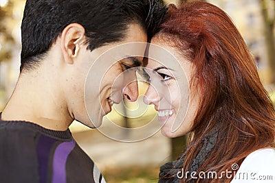 νεολαίες αγάπης ζευγών αγάπης