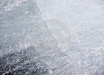 льдед утончает