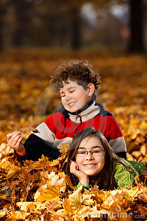 осень ягнится играть парка