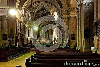 大教堂天主教徒