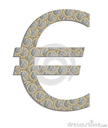 символ евро