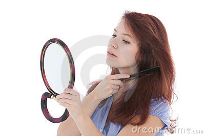 Волосы гребня