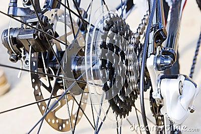原创 无链自行车 高清图片