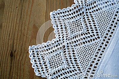 钩针编织桌布