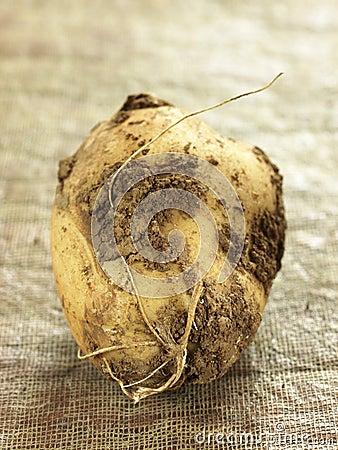 οργανική πατάτα