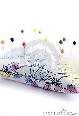 подушка иглы