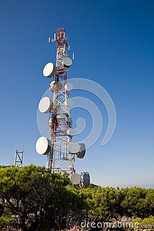 τηλεπικοινωνίες ιστών
