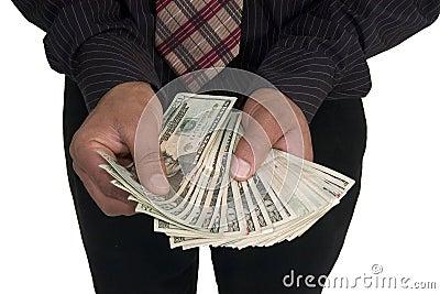 χρήματα μετρητών