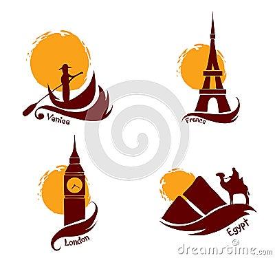 τουρισμός χωρών