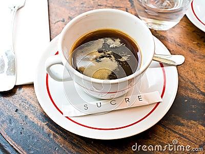 кофе горячий
