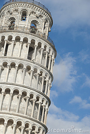 πύργος της Ιταλίας Πίζα