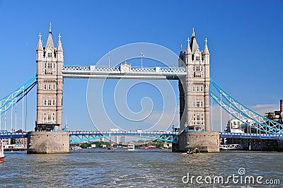 Λονδίνο Εκδοτική Στοκ Εικόνα