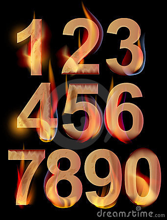 горящие номера
