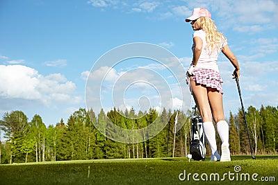 妇女用高尔夫用品