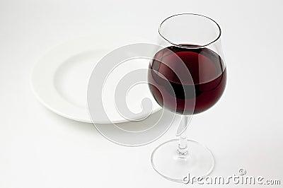 κρασί πιάτων
