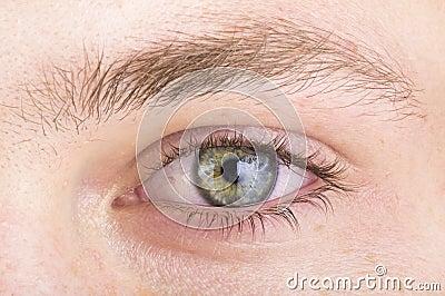 άνθρωπος ματιών