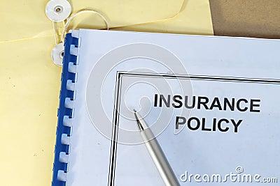 полис страхования