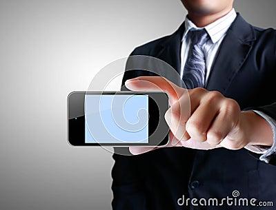 κινητή αφή τηλεφωνικής οθόνης