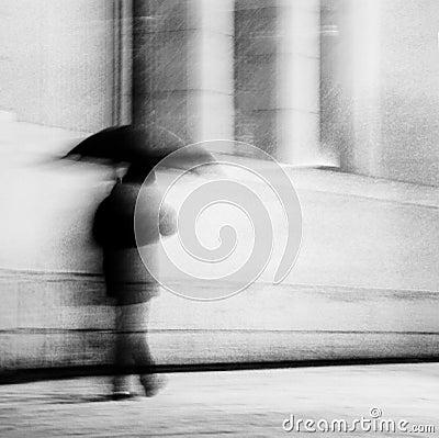 ομπρέλα ατόμων