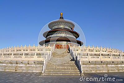 ναός ουρανού του Πεκίνου Κίνα