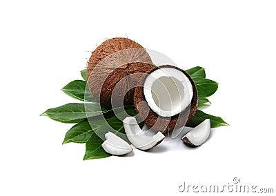 кокосы