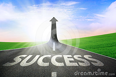 успех дороги к