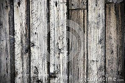 背景脏的老木头