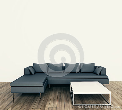 长沙发内部最小的现代表