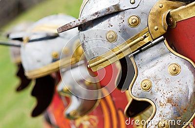 罗马的盔甲