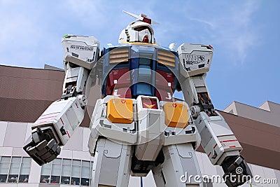 巨型机器人 编辑类库存图片