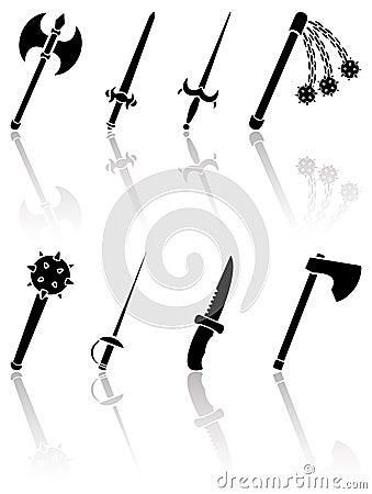 Стародедовское оружие