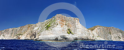 Νησί στην ιόνια θάλασσα, Ζάκυνθος.