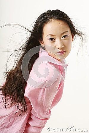 κινεζικό κορίτσι
