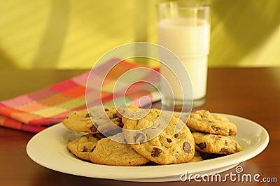 Домодельные печенья