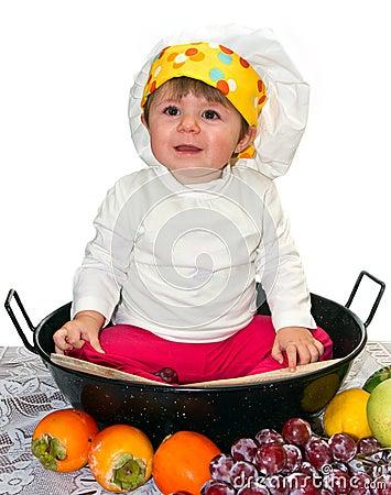 Μάγειρας μωρών