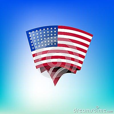 ΑΜΕΡΙΚΑΝΙΚΗ σημαία