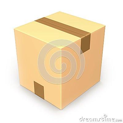 产品装箱。