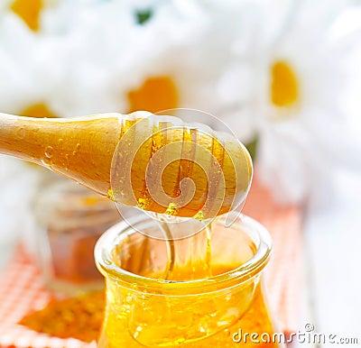 Цветень и мед