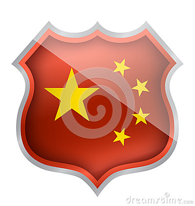 Экран Китая