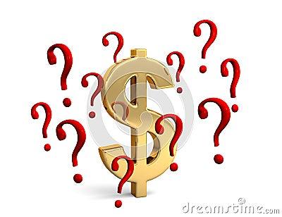 Доллар в вопросе