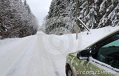 Перемещение зимы