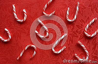 Тросточки конфеты