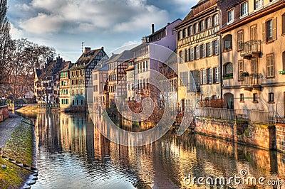 Отражения в Страсбурге
