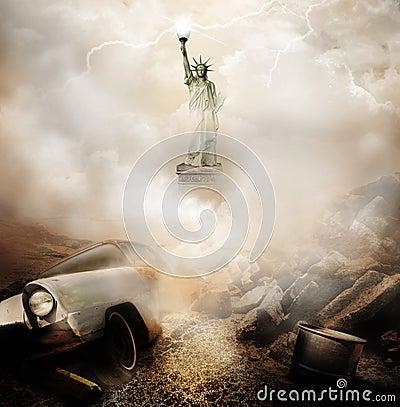 Нью-йорк апокалипсиса