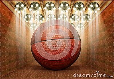 篮球博物馆