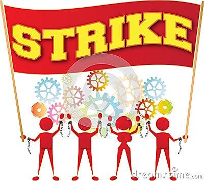Забастовка