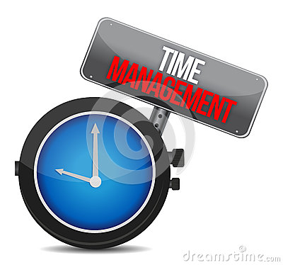 对管理的时间。