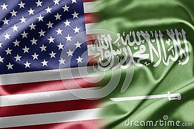 美国和沙特阿拉伯
