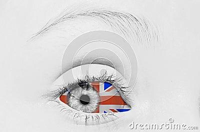 Великобританское зрение