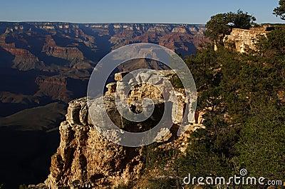 Национальный парк грандиозного каньона, США